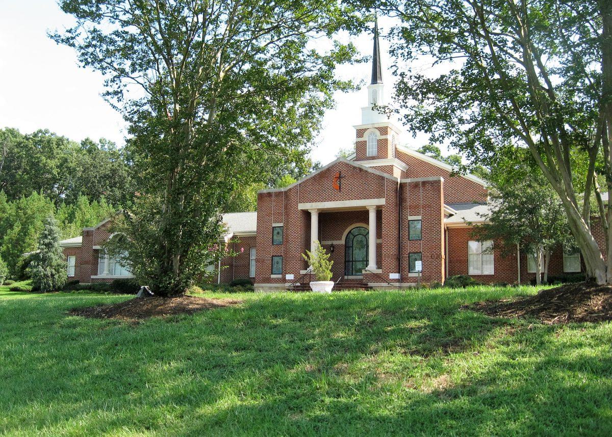 Photo of First Untied Methodist Church