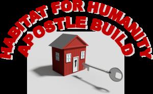 Apostle Build & Habitat for HUmanity logo